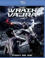 The Wrath of Vajra (Blu-ray,2014)Sealed,WS,NR, Action,Martial Arts,Hero,Fights