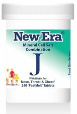 New Era Mineral Cell Salt Combination J 240 Tablet