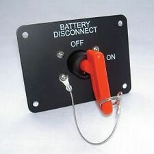 Boat Battery Disconnect Switch - 101mm x 76mm