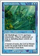 LORD OF ATLANTIS Seventh Edition MTG Blue Creature — Merfolk RARE