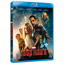 Blu-ray *** IRON MAN 3 *** sigillato
