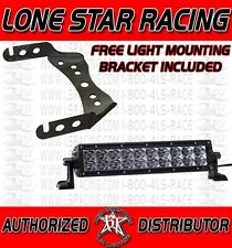 "Rigid E 6"" ATV Light Bar & Bracket Mount Yamaha Warrior Raptor YFZ450 YFZ 450"