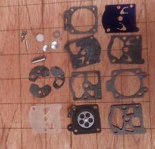 OEM Walbro Carb Kit Homelite WT206 WT213 WT220 WT226 Carburetor Repair Rebuild