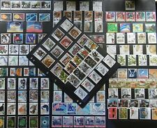 GB  1991-95 Almost COMPLETE COMMEMORATIVE STAMP Collection Used QA897