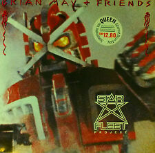 "Brian May & Friends - Star Fleet Project - 12"" Maxi - C199 - washed & cleaned"