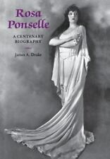 Rosa Ponselle - A Centenary Biography (Hardcover) (Opera Biographies (-ExLibrary