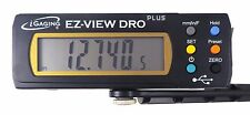 "Igaging 6"" 150 mm Digital Readout / Read Out DRO w Remote Magnetic LCD display"
