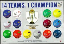 New Zealand 2015 Cricket World Cup limited issue for sale in India Ӝ