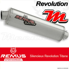 Silent Pot exhaust Remus Revolution Titanium BMW R 1150 GS 99