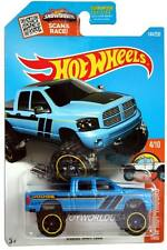 2016 Hot Wheels #144 HW Hot Trucks Dodge Ram 1500 walgreens exclusive