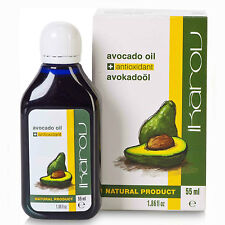 IKAROV  Avocado OIL  100% Natural Face Moisturising Anti-Aging 55ml