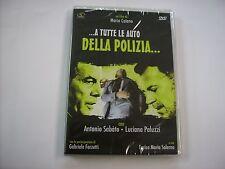 A TUTTE LE AUTO DELLA POLIZIA - DVD SIGILLATO - ANTONIO SABATO - LUCIANA PALUZZI