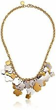 Marc by Marc Jacobs Clustered Blossom Chain Necklace RV$198
