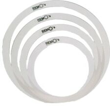 "Remo Tone Control Ring Set, 4 pc. Rem-O-Ring Pack, 10, 12, 14, 16"", RO-0246-00"