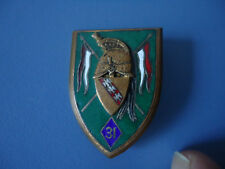Old French military sign DRAGO PARIS
