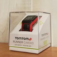 TomTom Runner Cardio (Black) (Discontinued by Manufacturer)