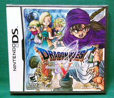 Dragon Quest V 5 Hand of the Heavenly Bride (Nintendo DS) Factory Sealed NTSC US