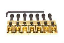 Graph Tech Floyd Rose String Saver Saddles, Gold, 7 pcs PG-0080-G7 NEW