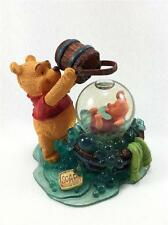 Simply Pooh Friends Help You Through the Splashy part snowglobe Piglet Figurine
