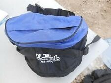 NOS O'Neal KS1200 Fanny Pack Bag Black/ Blue