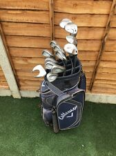 Ladies Set Of Callaway Golf Clubs.
