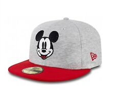 Mickey Mouse New Era Disney Jersey Baseball Cap Size 7 1/8  (56.8cm)