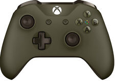 Microsoft Xbox One S Controller Battlefield 1 Limited Edition Military Green