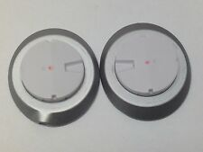 Monster Beats by Dr Dre SOLO HD Replacement Aluminum Speaker housing White