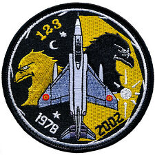 Parche RF-4 Phantom Ejército del Aire España / Spanish Air Force patch. Military
