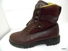 LAKE OF THE WOODS 7.5 W MENS BROWN LEATHER THINSULATE HIKING WINTER BOOTS GUC