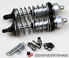 Brand New Innovative RC IRC rear Big Bore Shocks - Losi 5ive silver