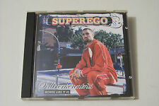 SUPEREGO - SELBSTERKENNTNIS CD 2005 (HOWIE LIKE IT #3) Mr Schnabel Paolo Magic