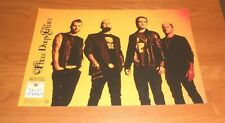 Three Days Grace Transit of Venus 2-Sided Promo 2012 Poster 11x17