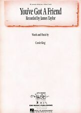 You've Got A Friend Sheet Music Piano Vocal James Taylor NEW 000353375
