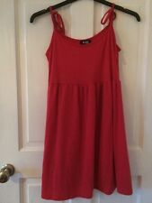 Ladies G21 Holiday Dress Size 8-Pink