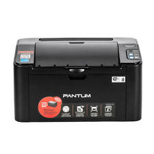 Pantum P2500W Monochrome Wireless Laser Printer Wi-Fi connectivity+1PK OEM Toner