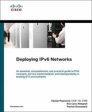 Deploying IPv6 Networks (Networking Technology)