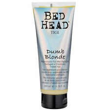 Tigi Bed Head  Dumb Blonde Reconstructor for After Highlights  6.7 oz ( scuffed)