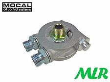 MOCAL OTSP1 3/4UNF OIL COOLER SANDWICH PLATE THERMOSTAT GOLF GTI CORRADO SRK1
