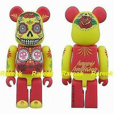 Medicom Be@rbrick 2013 Happy Halloween 100% TRICK or TREAT Bearbrick 1pc