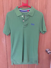 Mens Super Dry Polo Shirt Size S