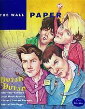 5/95 WALL PAPER magazine  DURAN DURAN cover