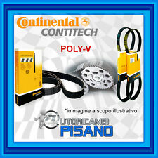 4PK1075 CINGHIA POLY-V CONTITECH RENAULT CLIO I 1.2 58 CV E7F750
