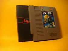 Nintendo NES TIME LORD 1990