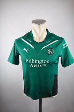 St. Hellens Rugby Kinder Trikot Gr. 152 YL Puma Shirt Jersey grün SH