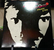 HALL & OATES  Private Eyes Released 1981 VINYL/RECORD ALBUM US pressed