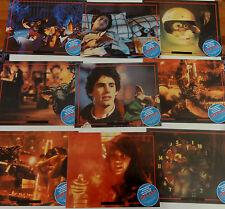 Fotosatz  GREMLINS KLEINE MONSTER Joe Dante 16 Bilder