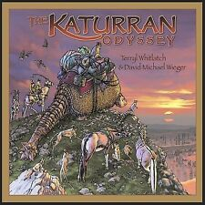 Jeff Johnson & Brian Dunning - THE KATURRAN ODYSSEY -  CD - celtic