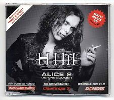 HIM Ville Valo CD Multimedia CD for PC & Mac