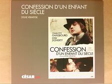 DVD / CONFESSION D'UN ENFANT DU SIECLE / P. DOHERTY / EDITION SPECIALE / TB ETAT